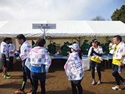 松江市連合婦人会の皆様と交流会