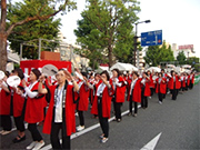 姫路お城まつり 総踊り